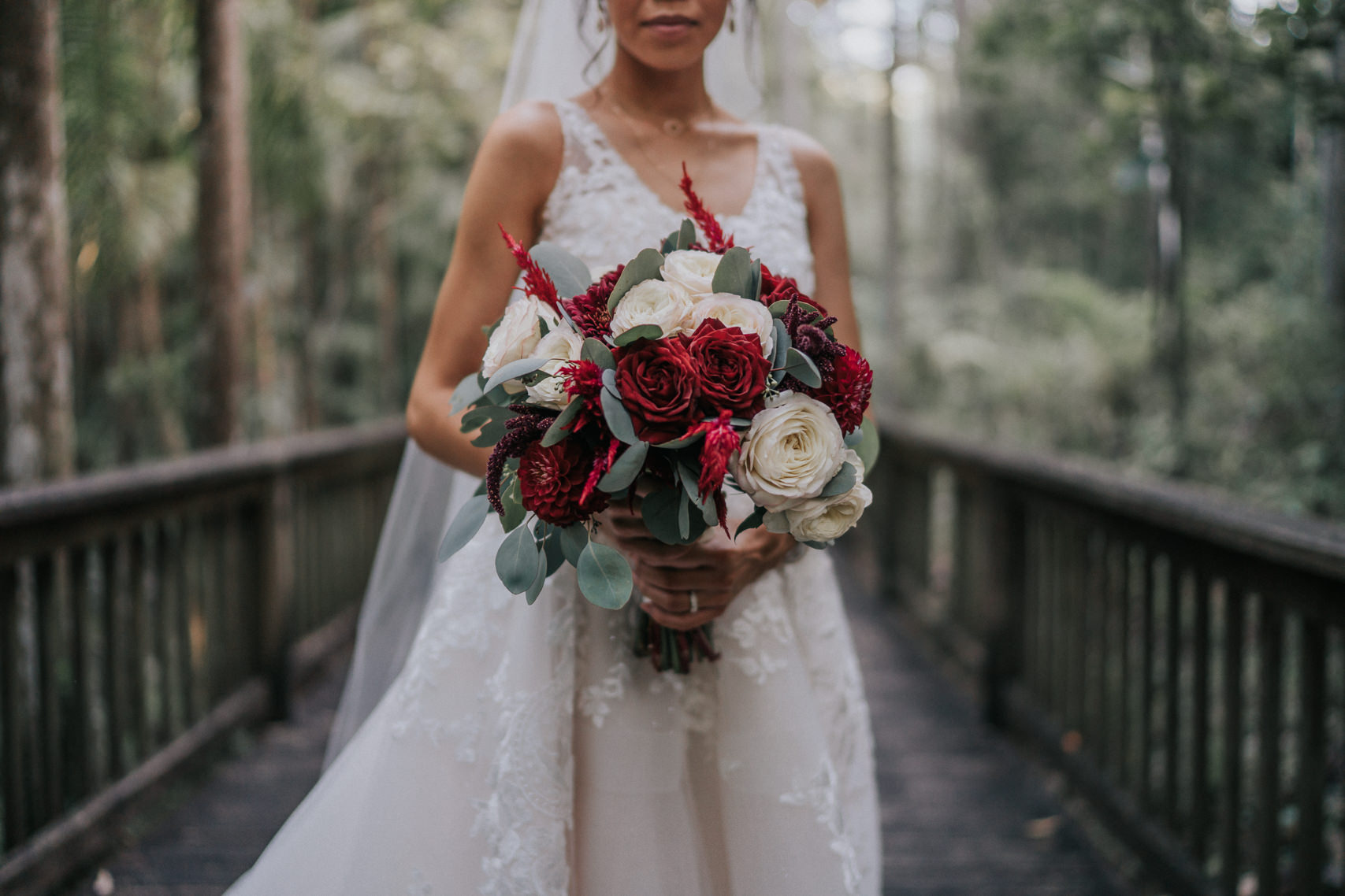 buderim wedding photography bouquet photography